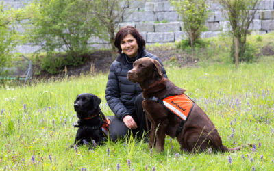 Mirella Manser: Wir haben uns dem Naturschutz verschrieben